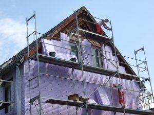 Bauplanung - Haus dämmen - Christoph Jaskulski - Berater für gesundes und humanes Bauen